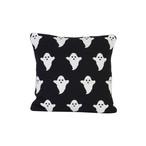 クッション / Ghost Cushion (B&W) 35×35cm (ゴースト) / WOOUF! BARCELONA (ウーフバルセロナ)