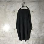 [used] black summer knit