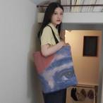 八田エミリのトートバッグ