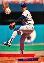 MLBカード 93FLEER Kevin Tapani #237 TWINS
