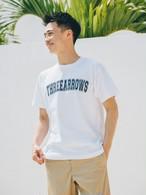 ThreeArrows College Logo S/S TEE (white)