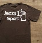 JS ロゴ Tシャツ/ブラウン