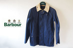 【Sold Out】<バブア―|Barbour>ビデイルジャケット|OVERDYED SL BEDALE|ネイビー|38