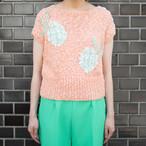 """Pineapple"" Summer Knit Tops"