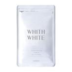 フィス ホワイト ビタミン サプリメント 「 コラーゲン プラセンタ ヒアルロン酸 配合 」「 気が抜けない冬の太陽対策 サプリ 」ビタミンB2 ビタミンC 配合 日本製 60粒