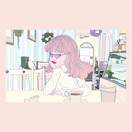[7inch] Lukewarm・最低な日曜日 feat.鶴岡龍(LUVRAW) / さとうもか
