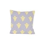 クッション / Ghost Cushion (Yellow) 35×35cm (ゴースト) / WOOUF! BARCELONA (ウーフバルセロナ)