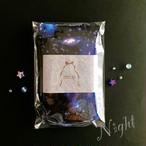 【夜用】(ラピスラズリ)魂キラッキラ!宇宙とつながる布ナプキン