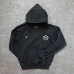 【KIDS】Pullover Hoodie Sweat (BLACK)