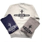VOLUME ORIGINAL / CROSS FLOCKY SWEAT