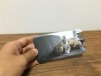 フクとマリモのスマホケース、iPhone6用