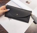 【即納】レザー 財布 カードケース ファー付き【16386】