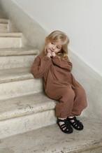 minimom/Alyssa Jumpsuit - Bronze