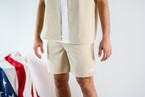 ThreeArrows Resort shorts(beige)