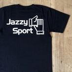 【残りわずか】JS ロゴ Tシャツ/ブラック