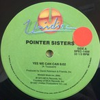 The Pointer Sisters – Yes We Can Can