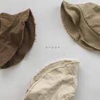【新作予約】simple hat