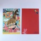 POST CARD「空想好きの男の子」no.96