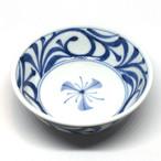 【砥部焼/梅山窯】鍋小鉢(唐草)