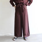 Yangany【 womens 】 wide pants
