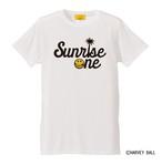 【限定予約販売のみ】Sunriseone+smiley surf コラボTシャツ第2弾!