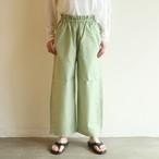 PHEENY【 womens 】 n/c grosgrain easy pants