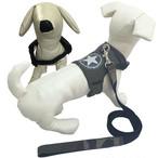1。Bonchic Bonchien【正規輸入】XS 犬 ハーネスのみ 星 秋 冬物