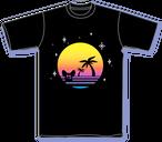 T-Shirt [Sunset Wave]