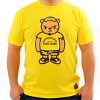 KUMAGORO TEE Yellow