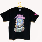 Kankin Panicroom Tee (Black×color)