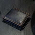 ELA-9059 二つ折り財布 Lファスナー札入れ