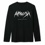 """Alphoenix """"Brutal Logo"""" Long Sleeve Shirt"""