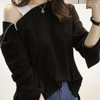✨全品2222円✨【トップス】ソリッドカラーストラップレスTシャツ14932868