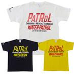GUARD ガード WATERPATROL Tシャツ s-229 メンズ アウトドア レスキュー ライフセービング  スターオブライフ