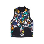 【THE QUIET LIFE】 MATISSE REVERSIBLE VEST