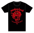 【受注生産~7/14迄】鵺Tシャツ【妖怪DJ高☆梵】&【DrunkMonsterKing】