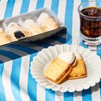 【夏期限定】フェアリークリームウィッチ 瀬戸内レモン生バター 5個入