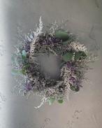 【送料込み】summer wreath 完成品