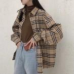 バーバリーチェック チェックシャツ B1081【お取り寄せ商品】