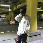 【即納】韓国ファッション LMC AIRPORT LONG SLV Tee