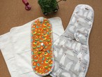 【送料無料(一部地域を除く)】本気の布ナプキンセット