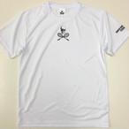 ビッグスカルゲームシャツ ホワイト GS-001