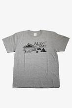 ALF CAMP Tシャツ (グレー)