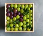 四季の果実箱/木箱