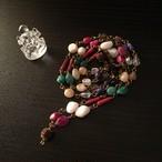 ルドラークシャとナブラタンの首数珠
