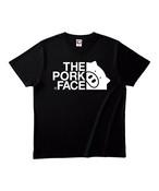 【祝】商標取得記念Tシャツ(THE PORK FACE)