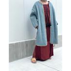 【RehersalL】Iburu coat(sax) /【リハーズオール】イブルコート(サックス)