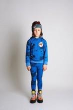 WOLF & RITA ウルフ&リタ DAVID - SWEATSHIRT BEAST BLUE size:2Y(90-100)~6Y(110-120)