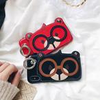 original アイフォン8プラスケース カップル オシャレ iphone xケース 可愛い iphone 7カバー クマ 男女 ジャケット系 携帯カバー
