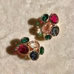 multi-color Earring